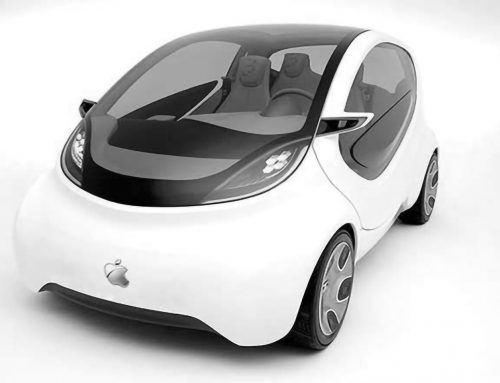Apple Building An Autonomous Car System